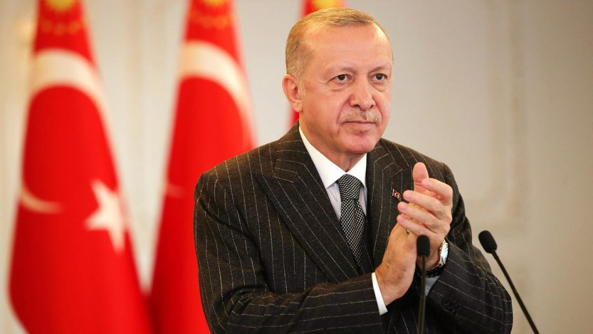 """Dev Yatırımlar   Cumhurbaşkanı Erdoğan, """"83 milyon tek yürek olarak büyük ve güçlü Türkiye'nin inşasını hızlandırıyoruz"""""""